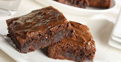 Berry Fresh Cafe Catering Brownies